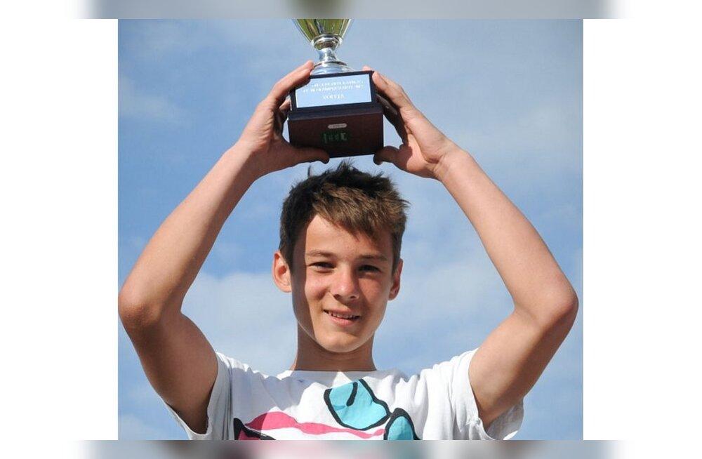 Laupäeval selguvad TV 10 Olümpiastarti finaaletapil parimad noored mitmevõistlejad