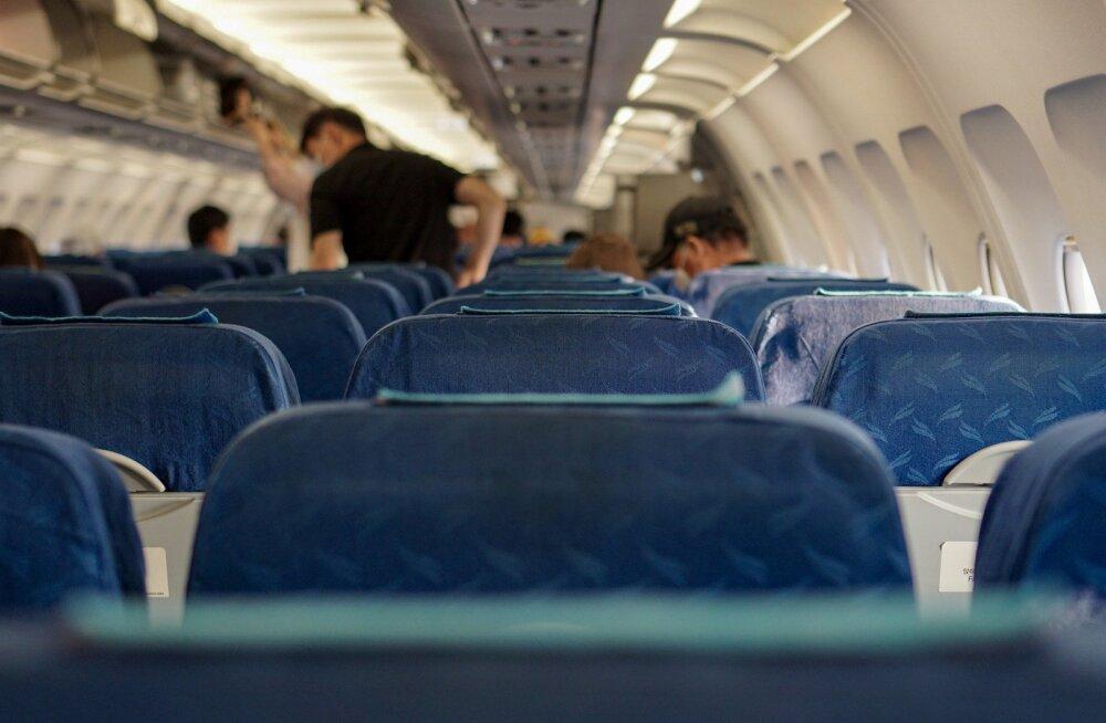 Üheksa nippi, kuidas lennureisil nakkusi vältida