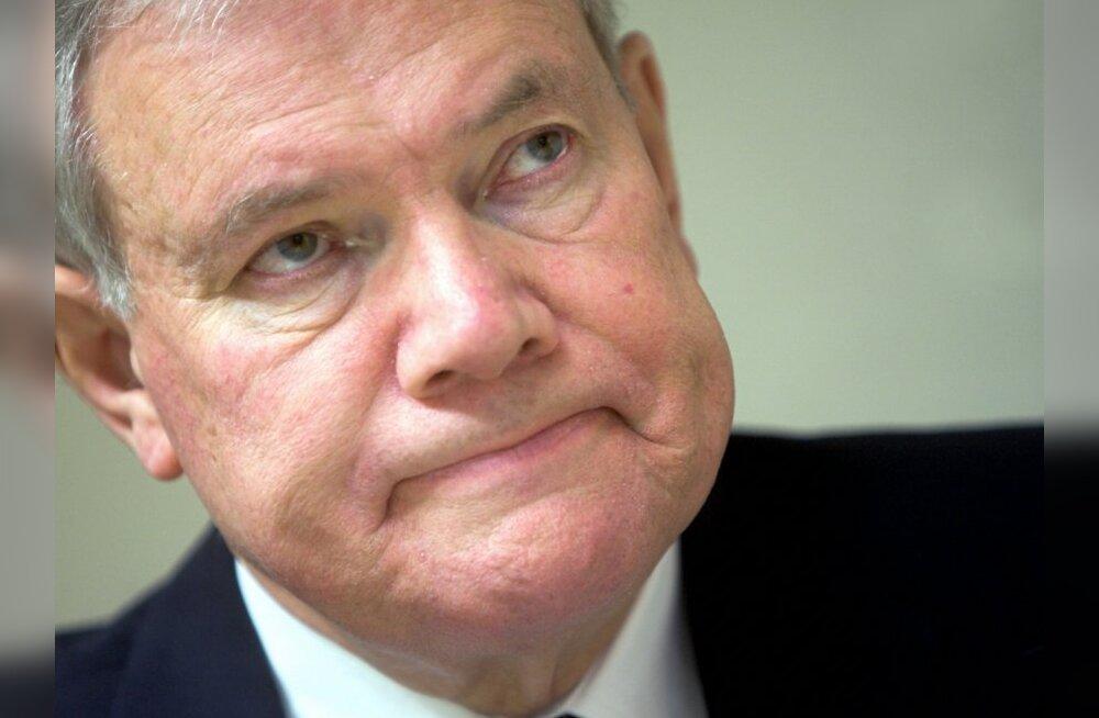 Soome WikiLeaks: Lipponeni keelekandmine USA saadikule oli seadusevastane?