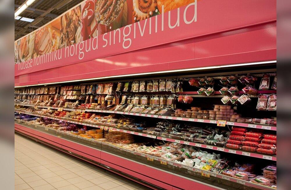 Rimi: import- ja Eesti liha osakaal lettidel on pooleks