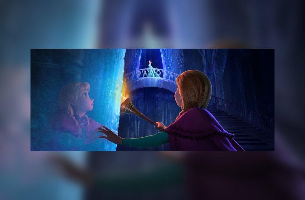 """Fännide kampaania #GiveElsaAGirlfriend soovib, et """"Frozeni"""" järjes oleks jääkuninganna Elsa lesbi"""