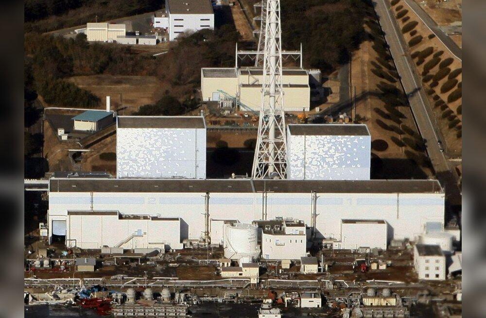 Jaapani tuumaelektrijaamas kärgatas juba kolmas plahvatus