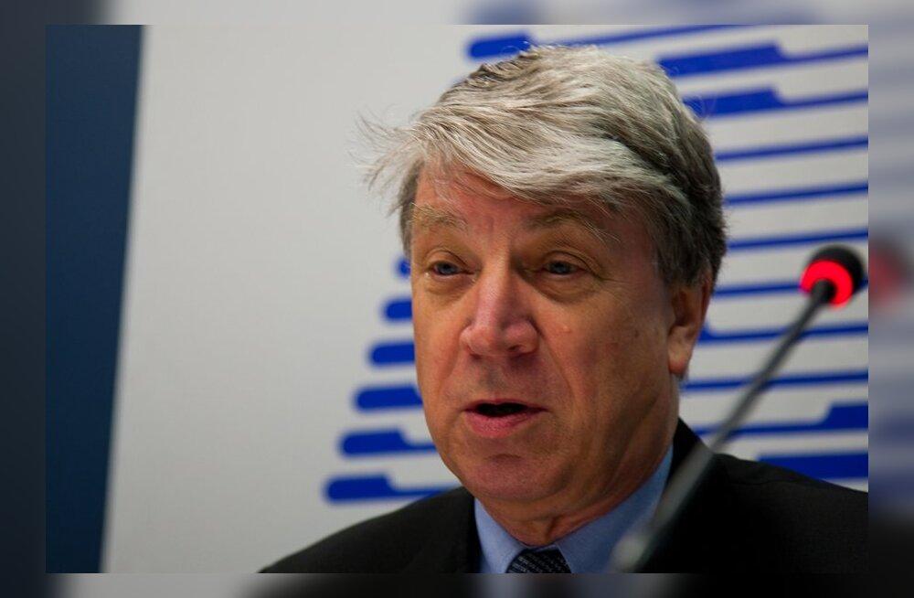 Кленский попросил исключить его из списка делегатов конференции российских соотечественников Эстонии