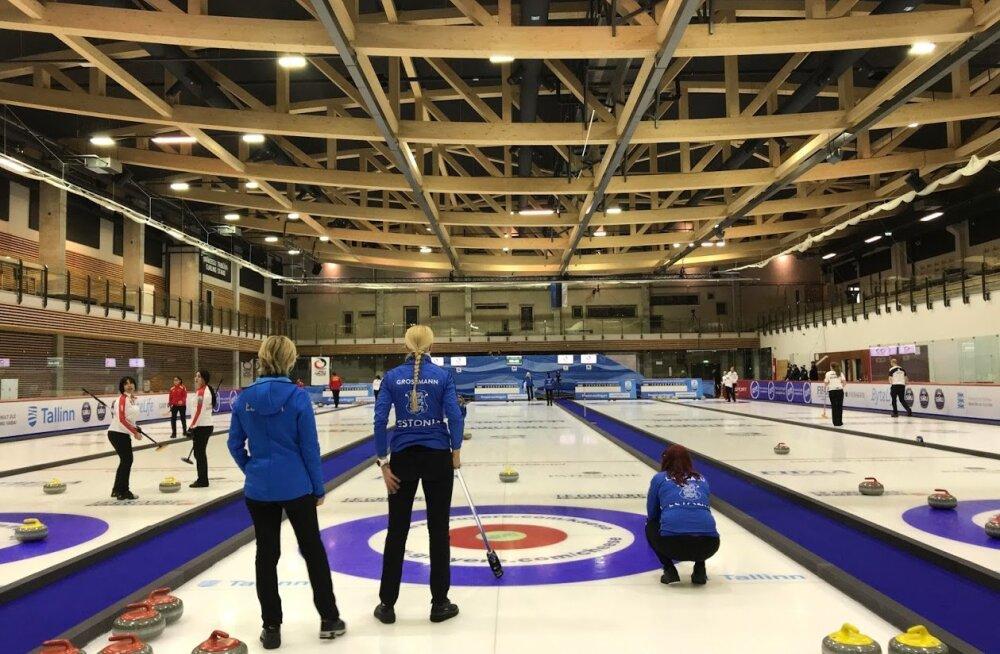 Euroopa meistrivõistlused curlingus