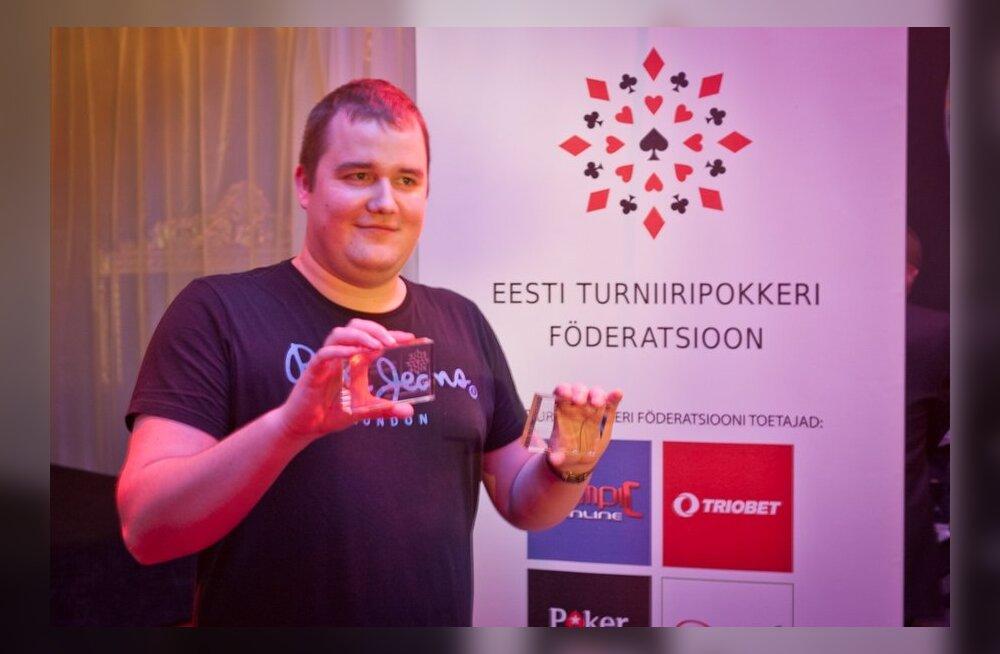 Обладателем титула Лучший игрок в покер Эстонии-2011 стал Райго Аасмаа