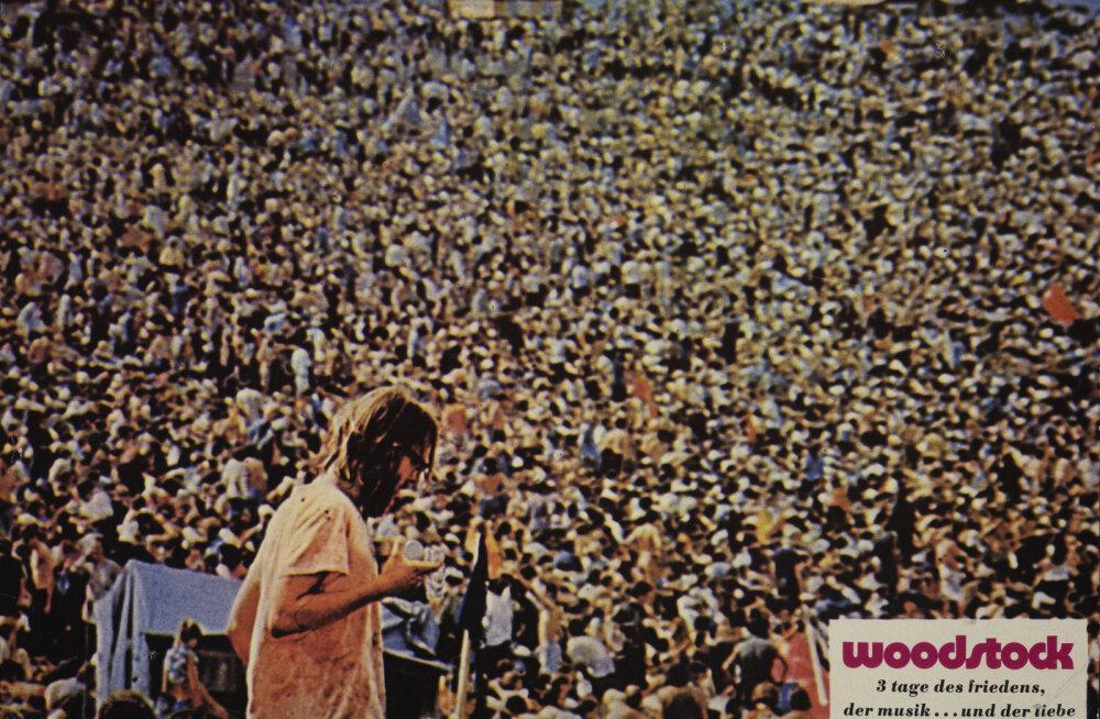 Woodstock on tagasi! Legendaarne festival naaseb 50. juubeliks originaalsesse toimumispaika