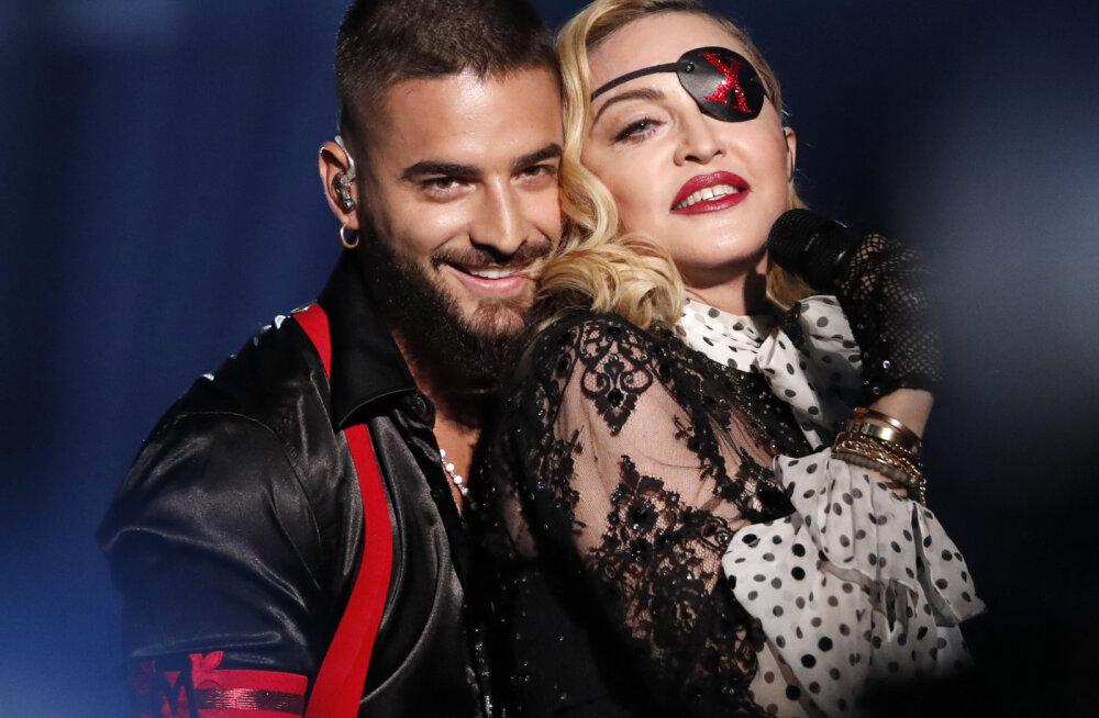 Kõik on veel lahtine! Madonna ei ole Eurovisioni meeskonnaga lepingut sõlminud