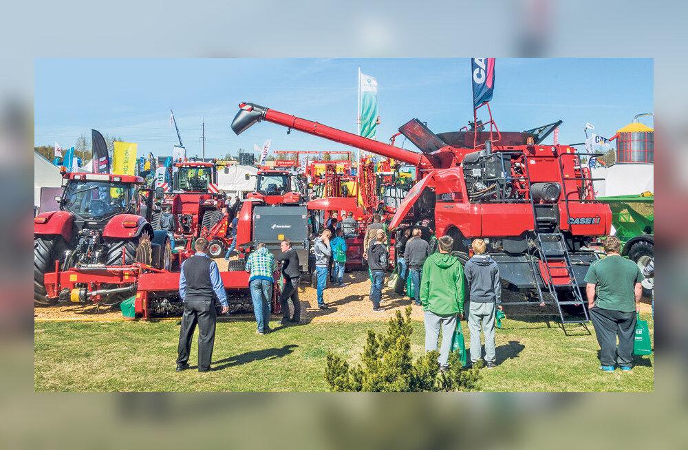 Messi tõmbenumbrid: tallest traktorini