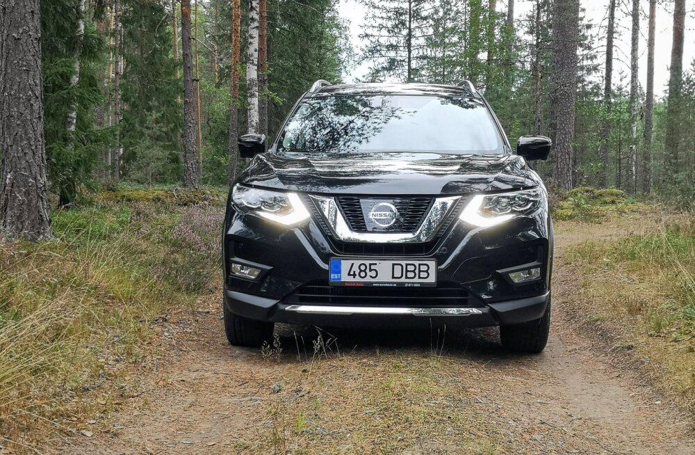 PROOVISÕIT | Nissan X-Trail – rahulik, kuid võimekas pereauto