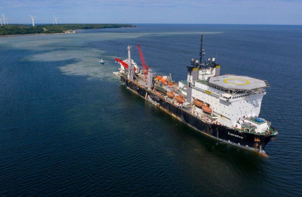 Eelmise aasta suvel paigaldatud Balticconnectori meretoru on end ära tasunud. Toru varustas jaanuaris Soome turgu gaasiga umbes kolmandiku ulatuses.