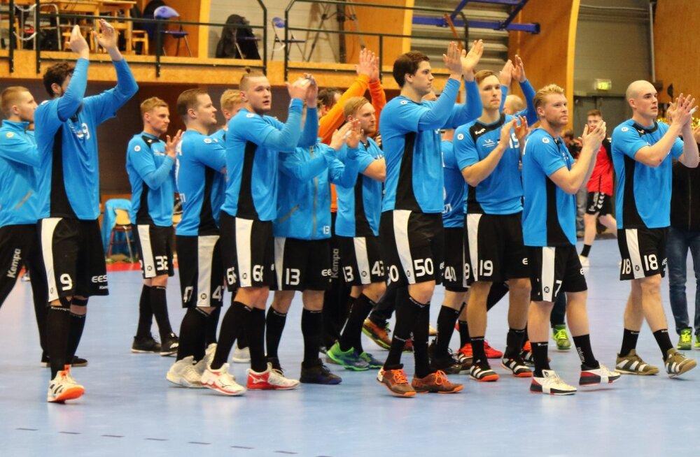 Eesti koondis saab EM-vastased teada juuni keskpaigas