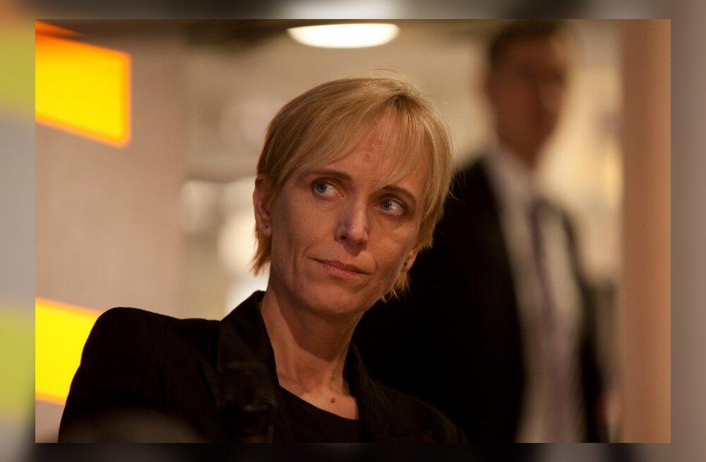 Iivi Anna Masso lahkub Diplomaatiast presidenti nõustama