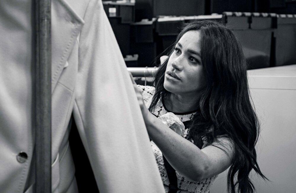 Меган Маркл выпустит капсульную коллекцию одежды