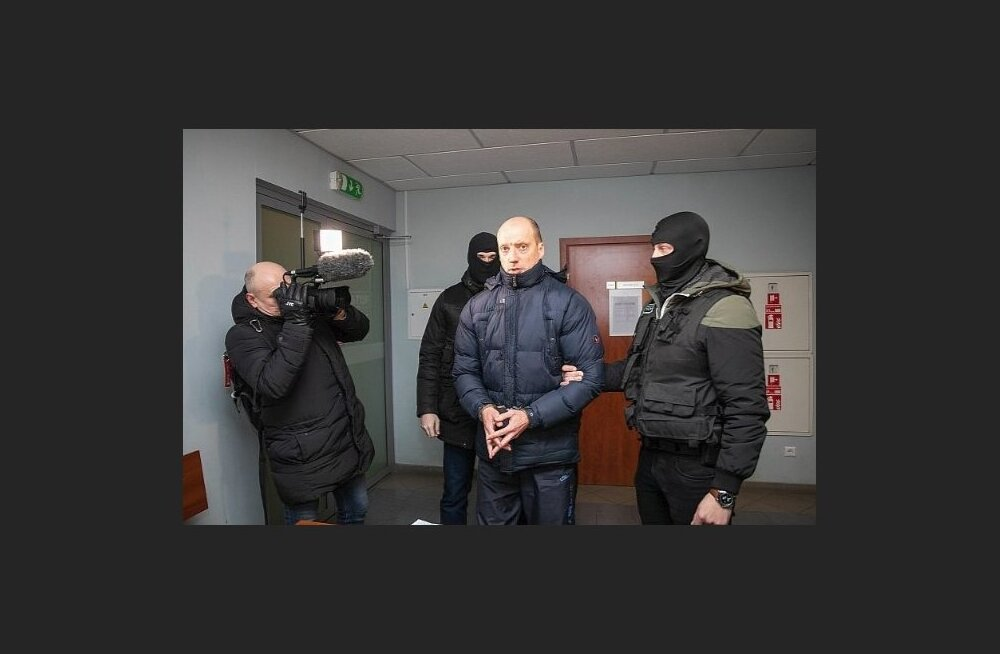 Leedu kohtunike korruptsiooniasjas taotletakse 18 inimese vahi alla jätmist