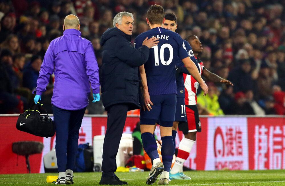 Tottenham Hotspuri tabas valus tagasilöök