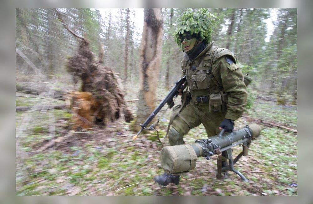 """Силы ПВО Эстонии проведут учебно-боевые стрельбы с помощью комплекса """"Мистраль"""""""