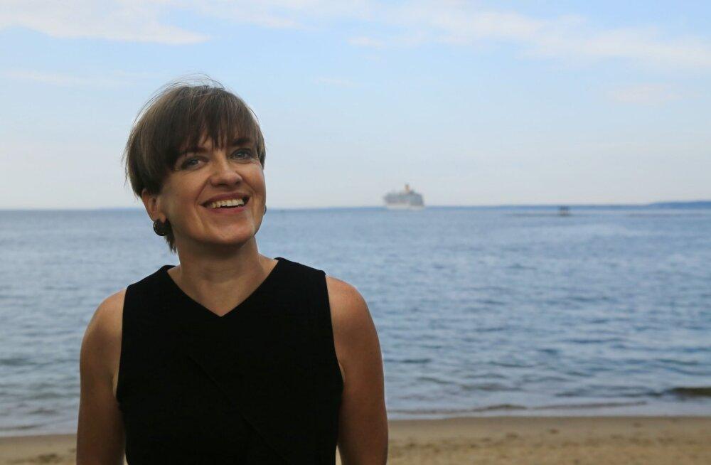 Kirjanik Maarja Kangro: kui õpetajalt tuleb vinguv toon, on kõik läbi