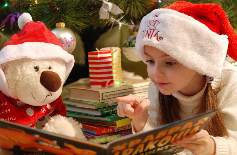 Humoorikas: 10aastase piiga isa jagas tütre kirjutatud luksuslikku jõulukinkide nimekirja, kust ei puudunud ka uus iPhone ja Gucci sussid