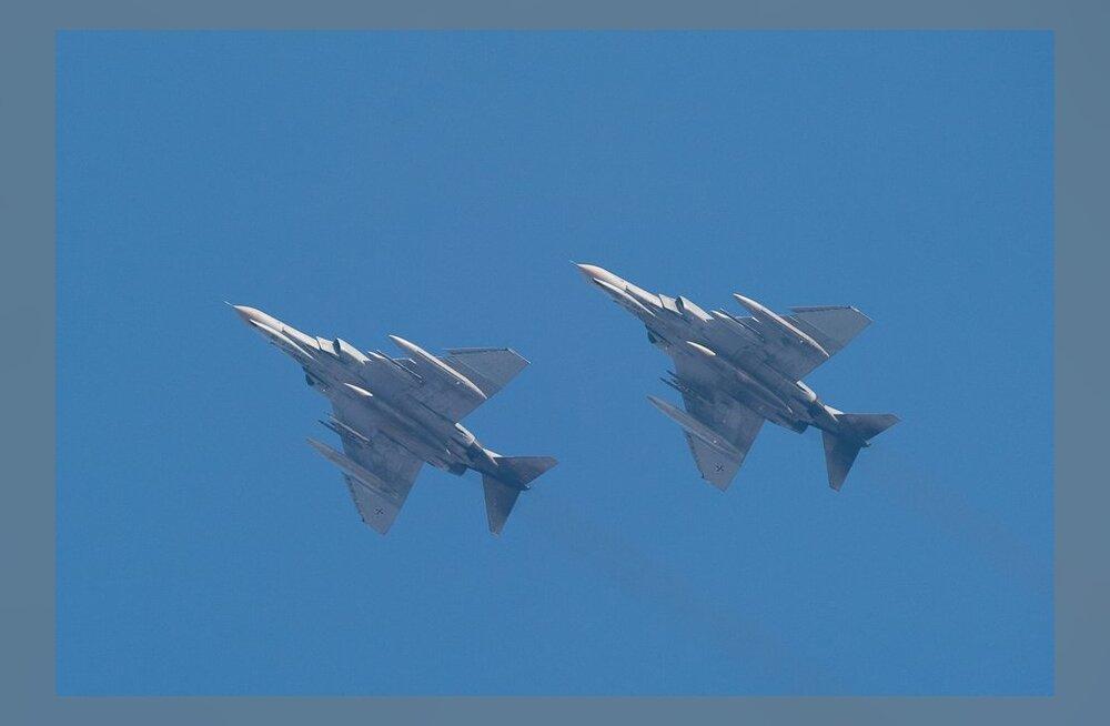 Воздушная миссия НАТО в небе над Балтией продлена бессрочно