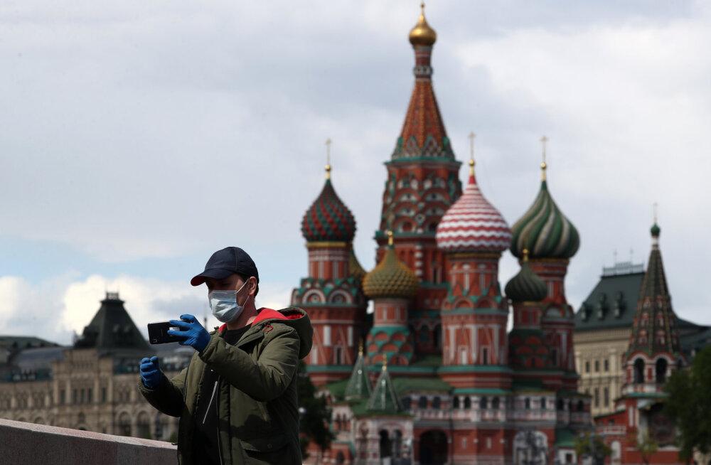 Роспотребнадзор объявил об остановке роста заболеваемости COVID-19 в России, хотя за сутки выявлено 9709 новых случаев заражения