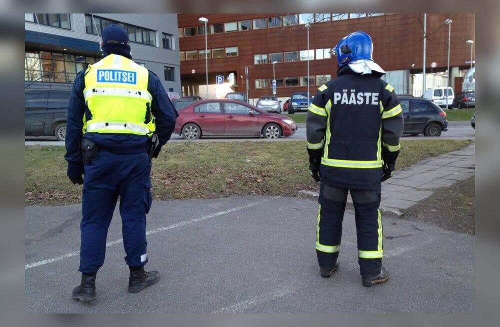 politsei ja pääste