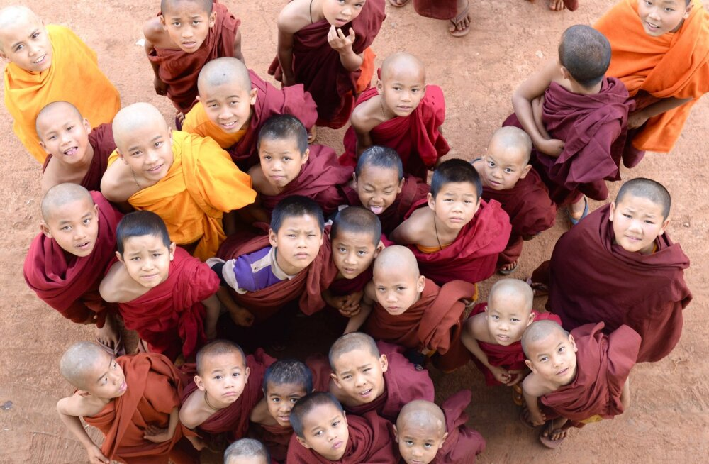 Märkmeid Myanmarist X: Külad, kuhu oodatakse Eesti õpetajaid
