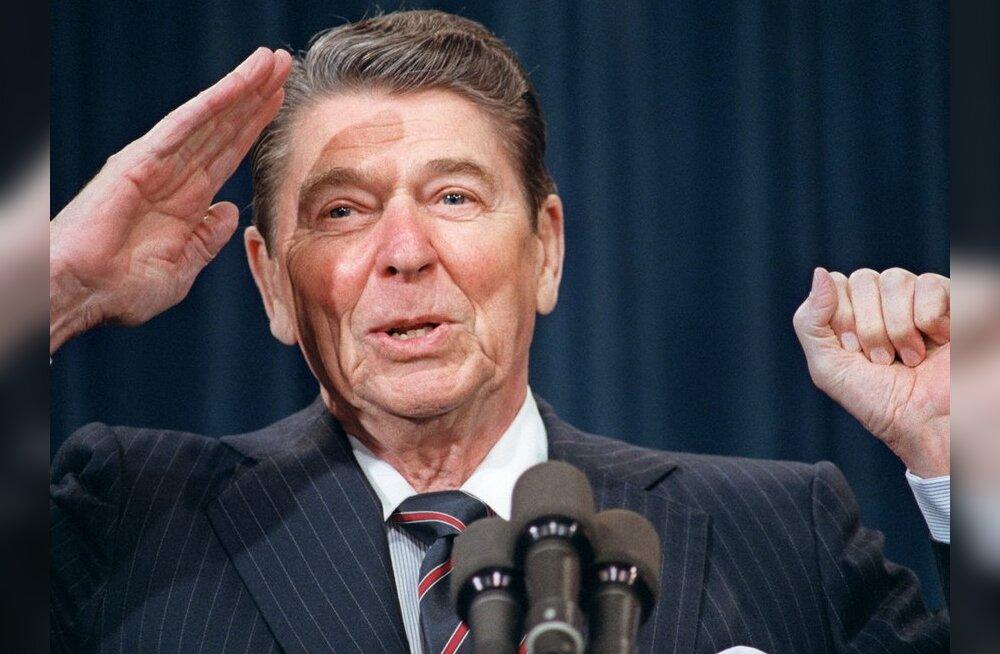Balti õhuturbe baas Leedus võib saada Ronald Reagani nime