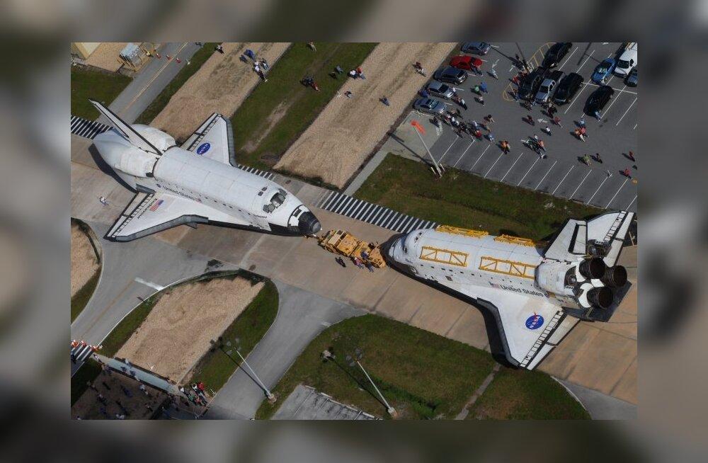 Kosmos maa peal: kosmosemuuseumid lähemal ja kaugel
