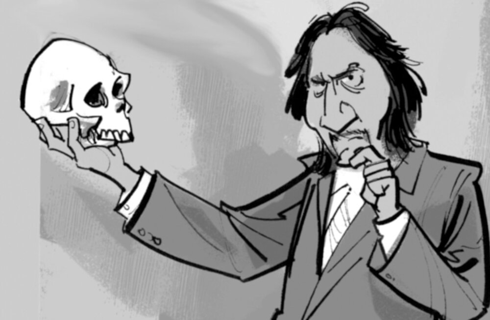 Karikatuur