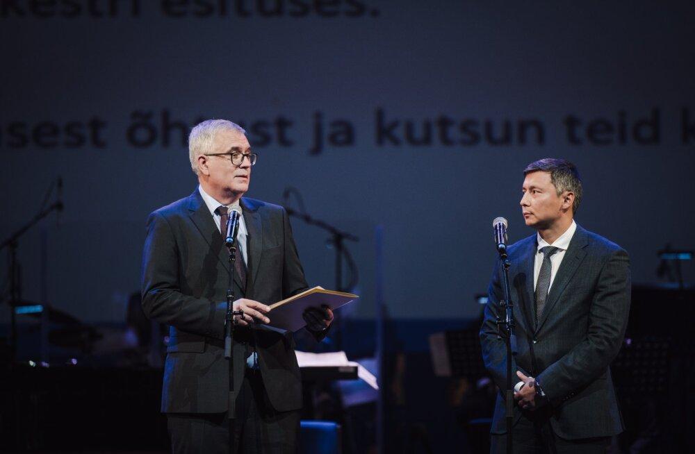 Состоялось торжественное открытие Петербургских встреч в Таллинне