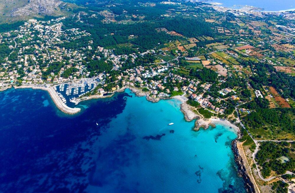 75 euroga päikeselisele Mallorca saarele? Praegu on just sellise hinnaga piletid saadaval