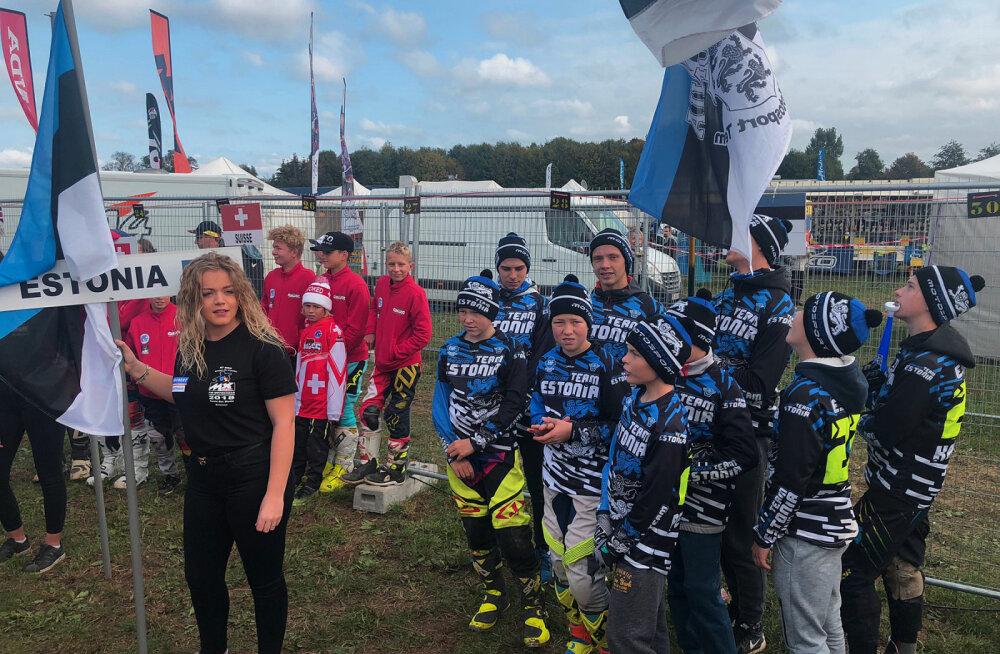 Eesti sai noorte Rahvuste krossil üheksanda koha