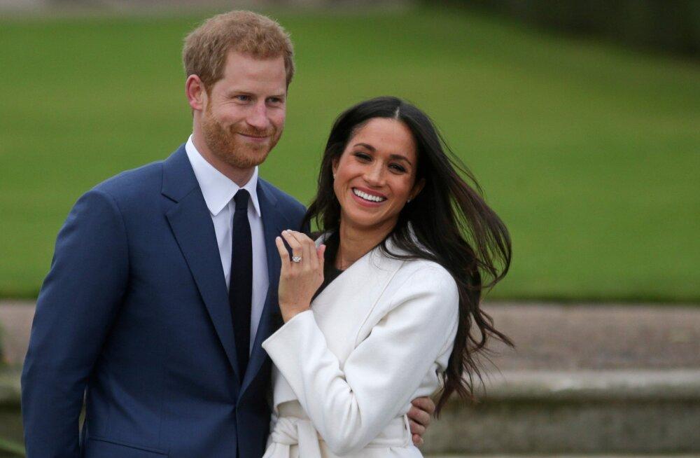 FOTOD   Polegi enam nii kuninglikud! Harry ja Meghan näevad välja nagu tavakodanikud