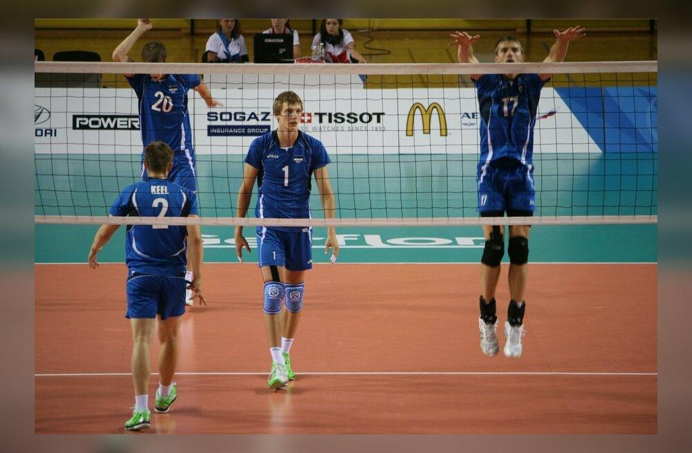 Eesti võrkpallikoondis universiaadil
