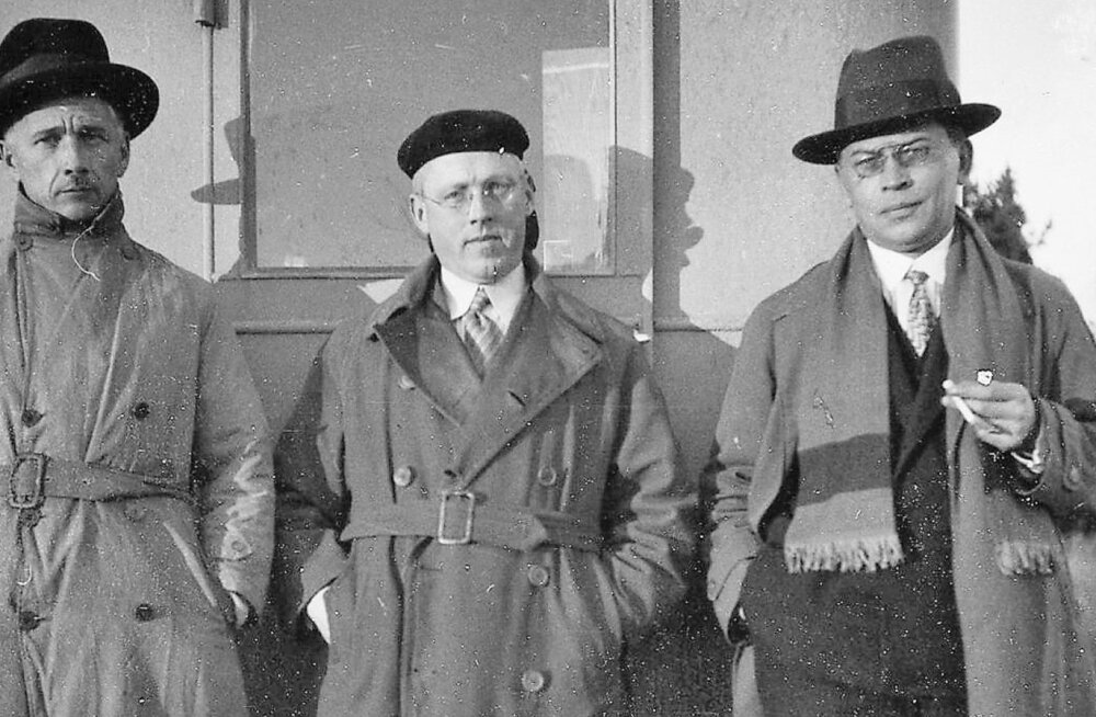 ФОТО: Как эстонский миллионер покорял Европу на чудо-машине в 1930-х годах