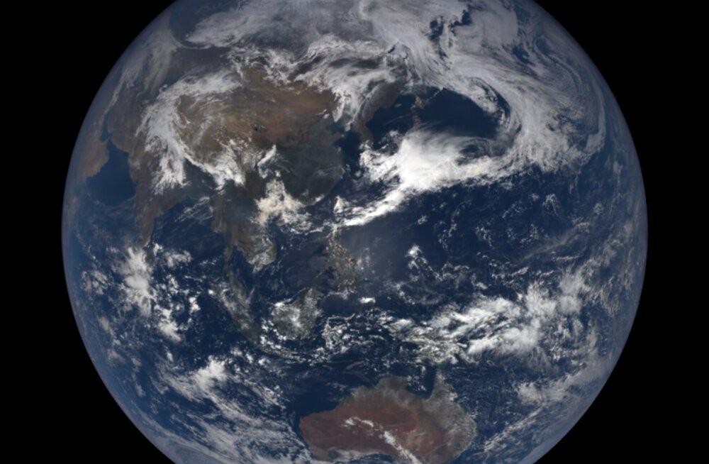 Maa tekitasid üheksa kosmilist juhust