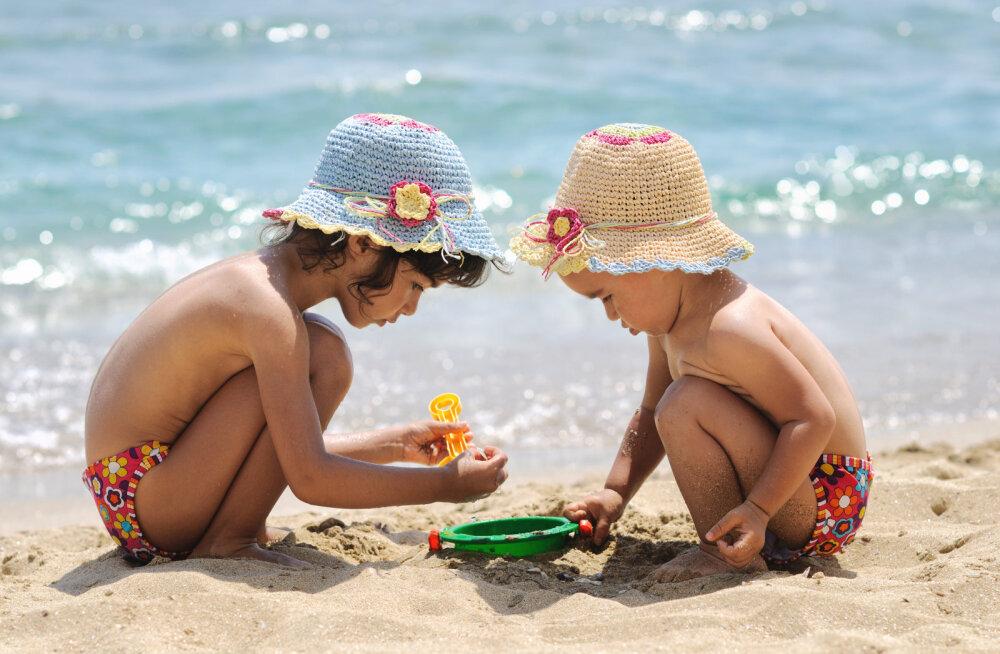 Kuumal suvepäeval võib ohus olla just su laste nahk! Millele tasuks kindlasti tähelepanu pöörata?