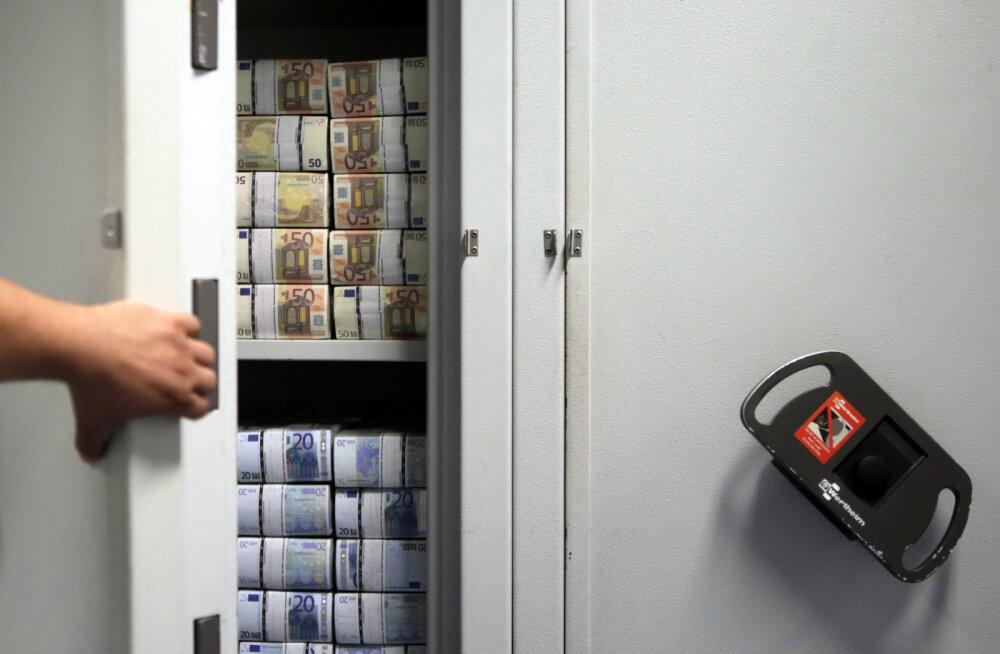 Aktsiaid põlgavad sakslased on hoiustamishullud