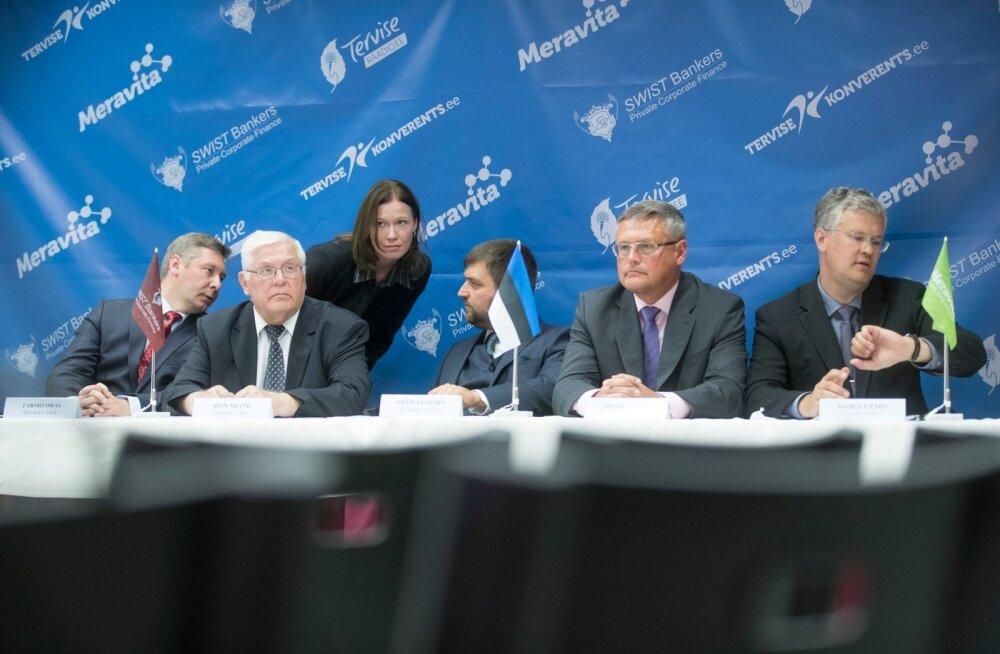 Toidulisanditootja tutvustas eile pressikonverentsil ettevõtet ja aktsiapakkumist, millega loodetakse saada raha vitamiinide tootmiseks ja välismaale laienemiseks.