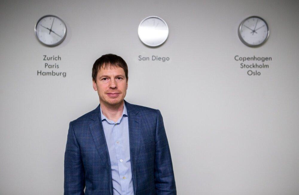 Jaan Pillesaar arvab, et Eesti peaks valima pigem USA tee.
