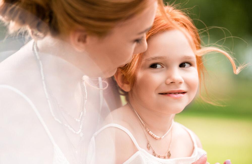 Laps või täiskasvanu - erinevad tundetasandi rollid