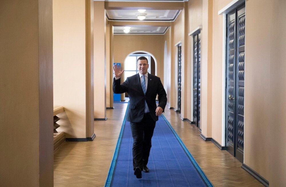 Peaminister Jüri Ratase ametist tulenevat konkurentsieelist on näha ka valijate toetusest.