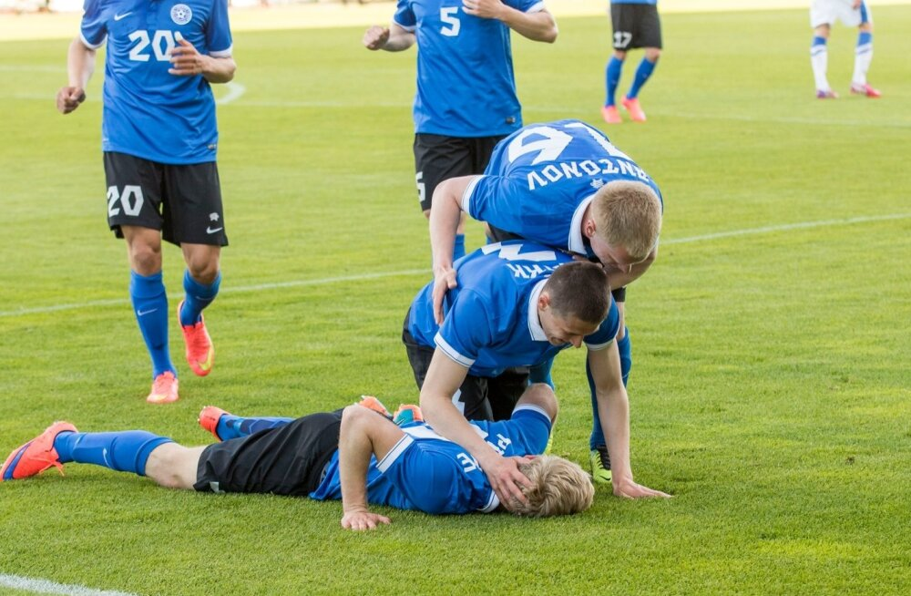 """Turu """"oma poiss"""" Ats Purje vedas Eesti koondise Soome vastu võidule"""