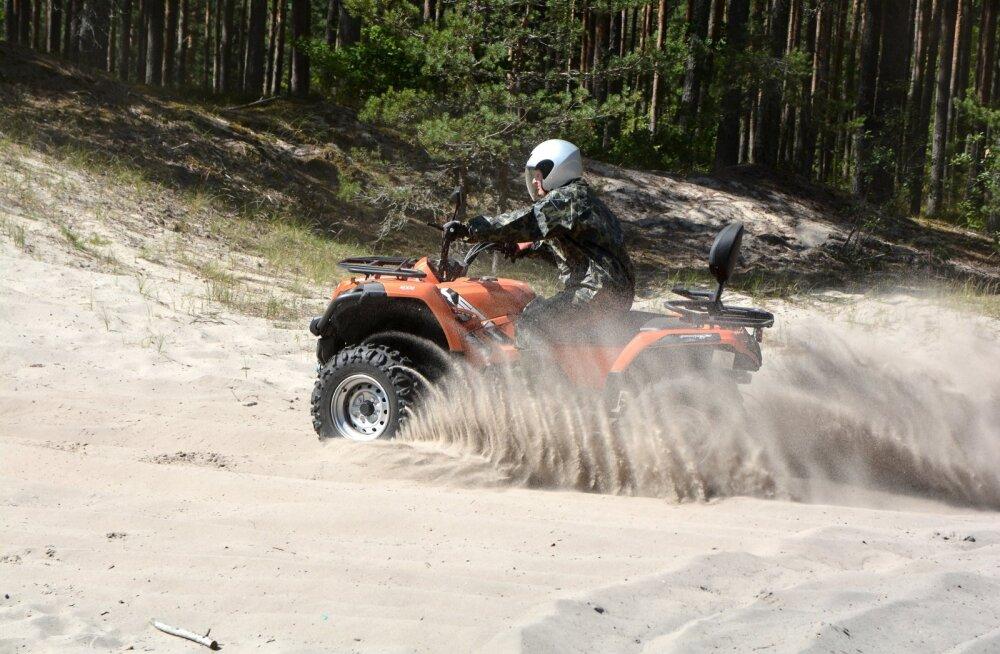 Reiu ATV