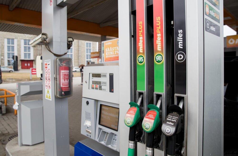 Circle K снизила цены на дизельное топливо