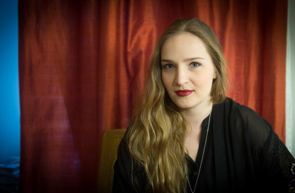 Draamateatri näitleja Marta Laan