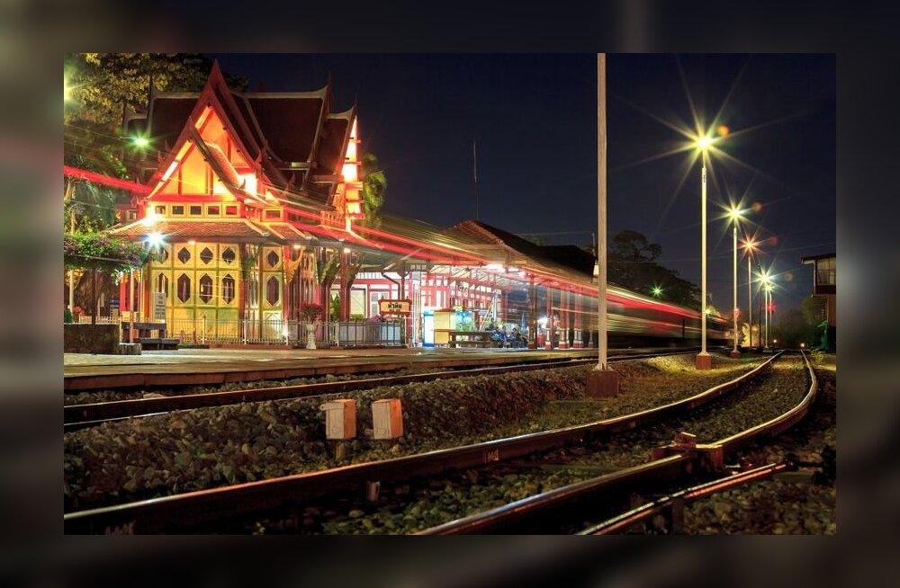 Постой, паровоз: 10 вокзалов, где хочется задержаться