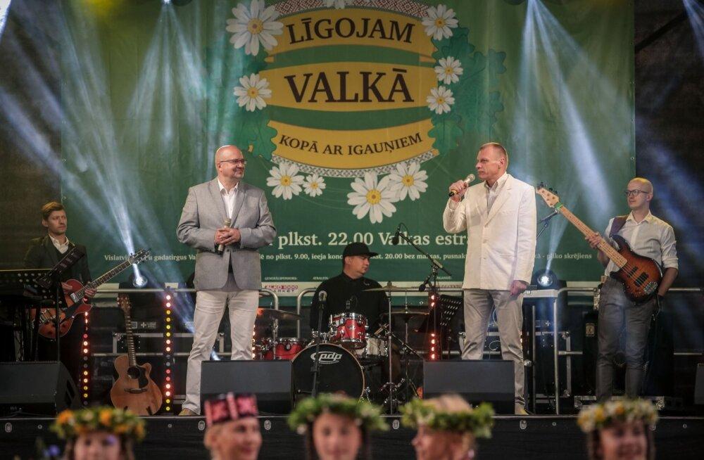 Läti telesaade selgitas, et Valga maksab rõõmuga lätlastele Eesti kõrgemaid lapsetoetusi