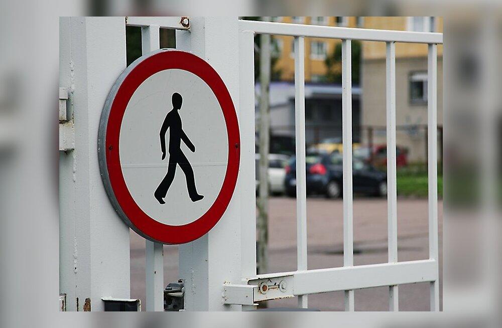 Uus liiklusseadus jätab huligaanidele õigust ülegi