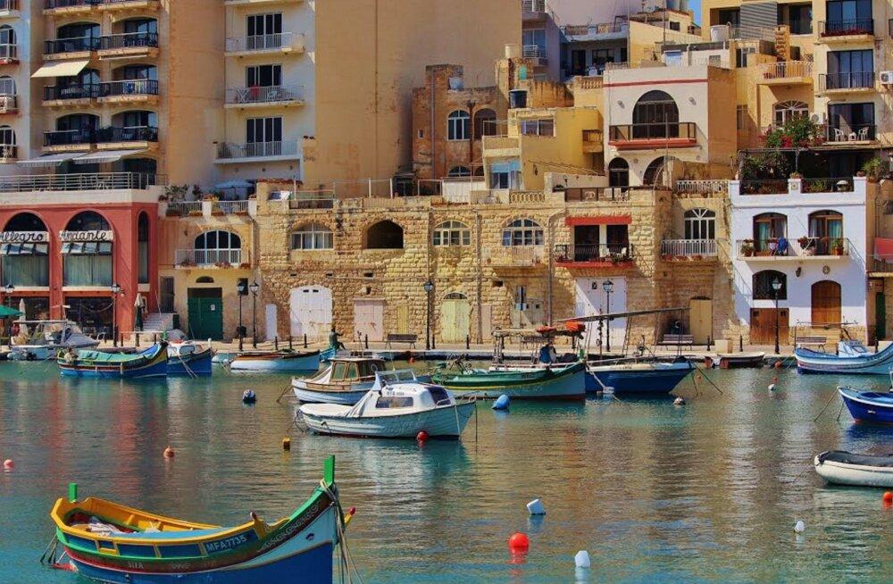 Superpakkumine sügiseks! Reisipakett Maltale alates 195 eurost